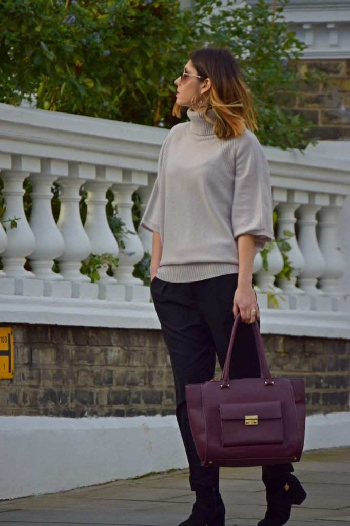 Fashion Blogger Zana Gafita London