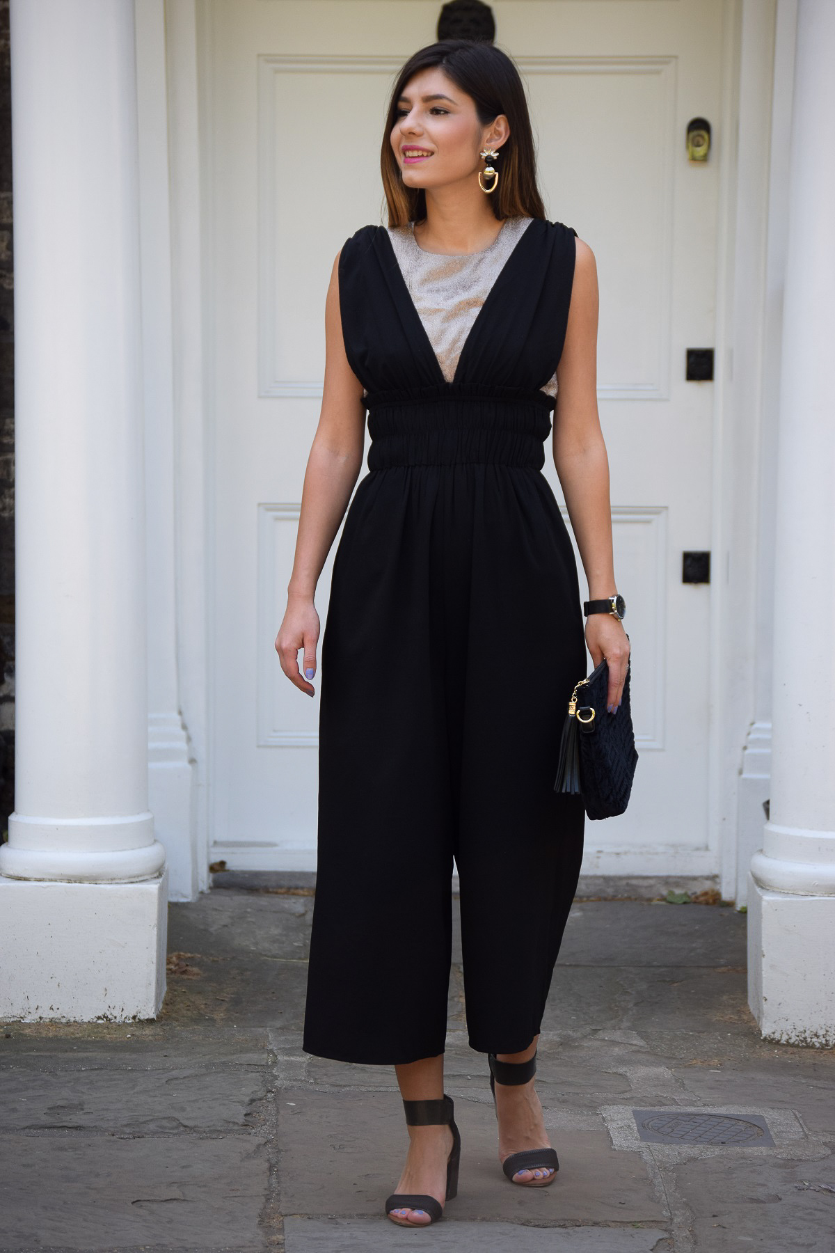 Jumpsuit Evening Look