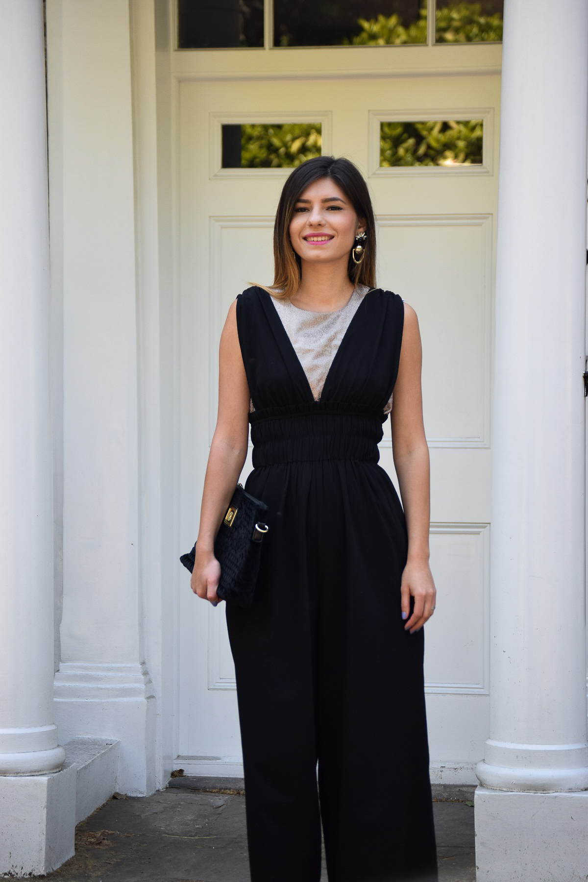 Jumpsuit Layering Ideas